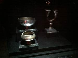 Silver Treasure in Museo Larco
